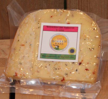 kruidenkaas-italiaans