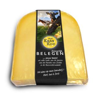 Mijn Kaaskoe belegen goudse kaas