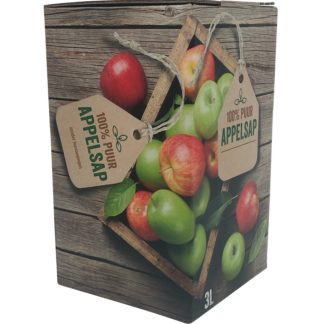 appelsap in 3liter box