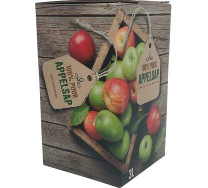 appelsap in 3liter box