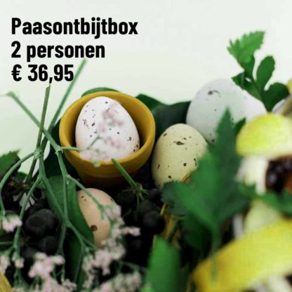 paas ontbijtbox